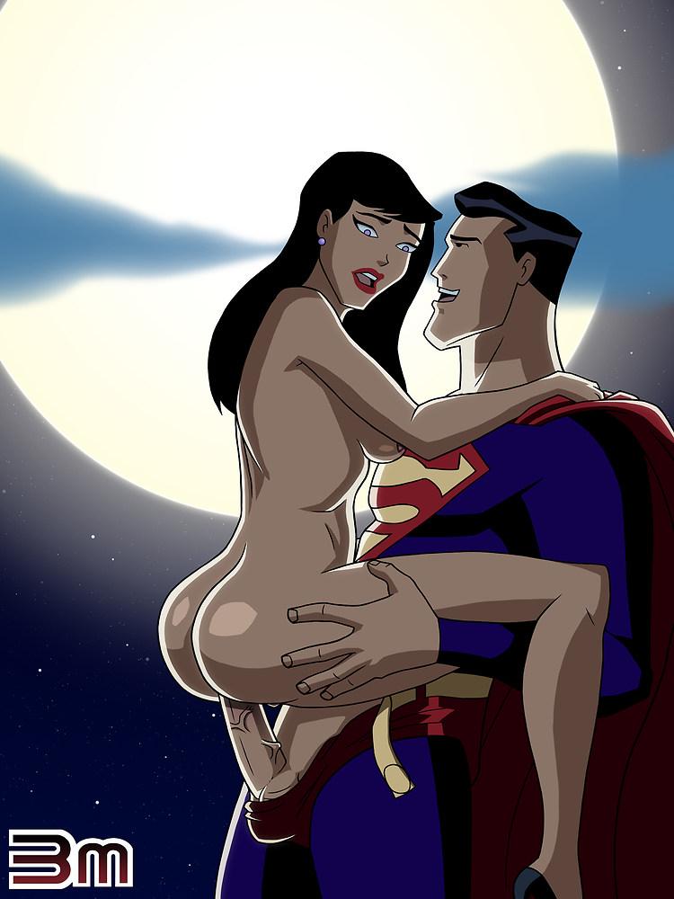 superman animated volcana series the Hei darker than black full body