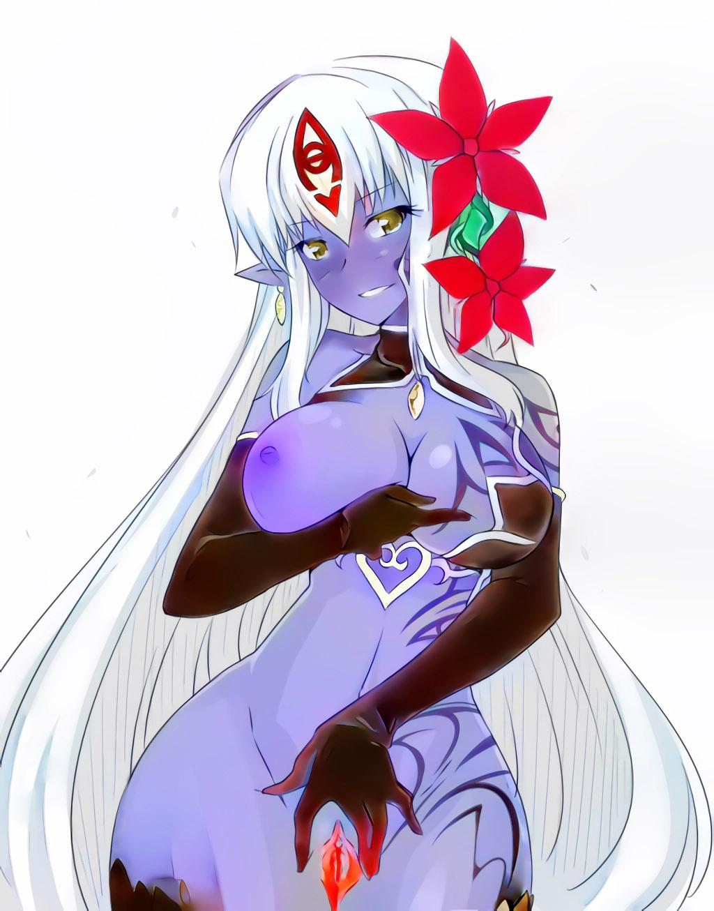monster girl quest vampire girl My_hero_academia