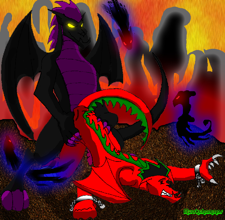 haley american dragon long jake Tsukiakari no raspberry tsun dere 2