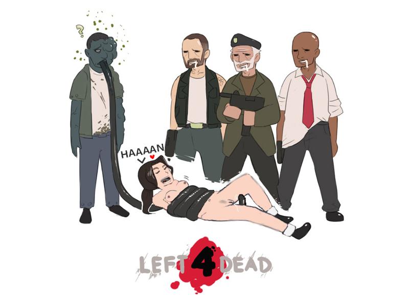 left porn comic for dead Otoko no ko orgy club