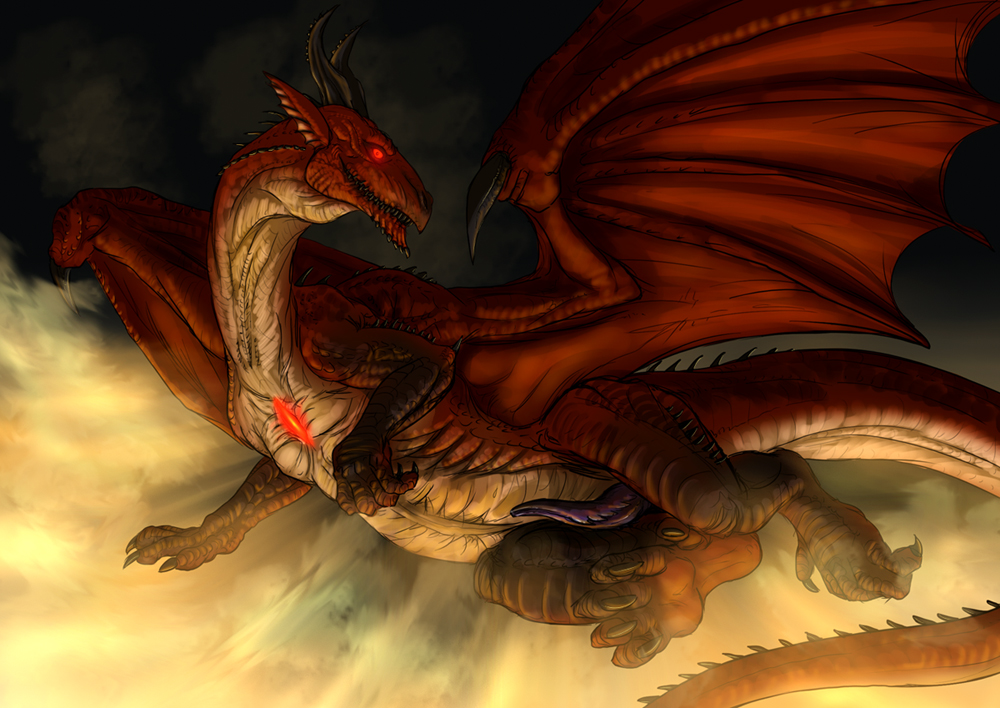 dark dogma nude dragon's arisen They're finally here performing for you