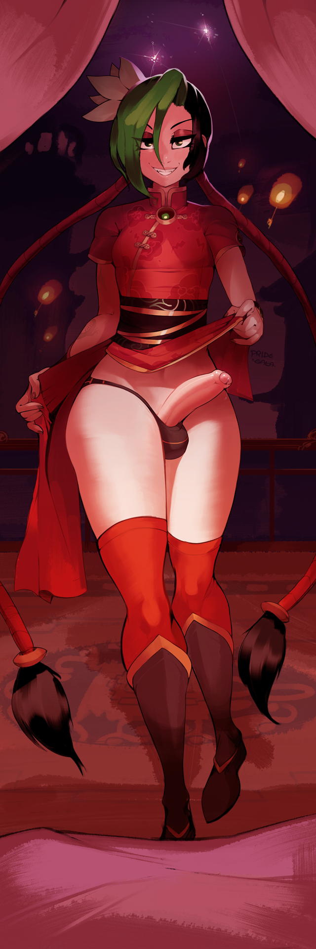 of legends league christmas hentai Trials in tainted space tone