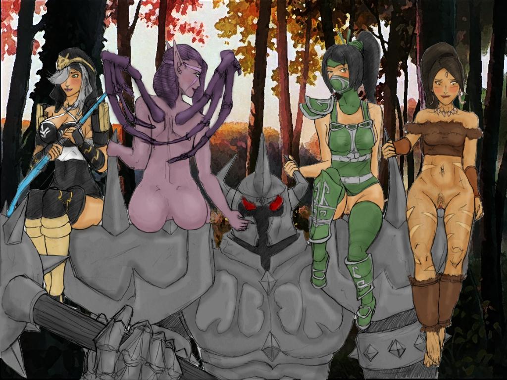 of legends twisted intent league Teenage mutant ninja turtles 2003 april