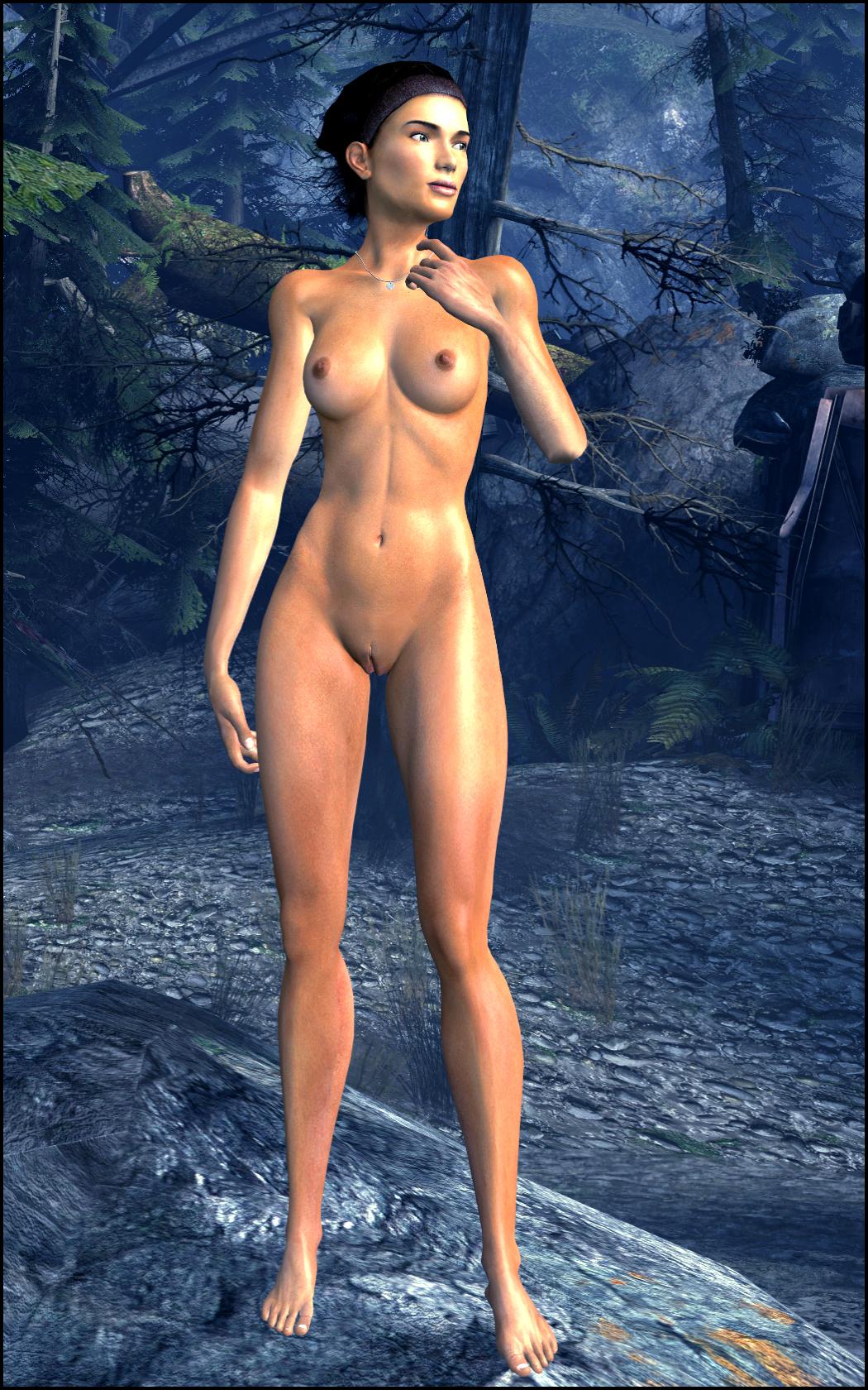 nude fallout 4 female mod Konosuba aqua doesn't wear panties