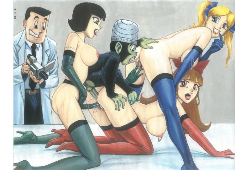 girls powerpuff rule!!! Artist: nobody in particular