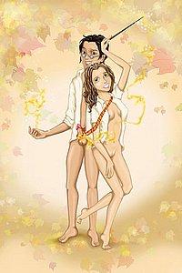 harry/fleur/tonks fanfiction Sin nanatsu no taizai asmodeus