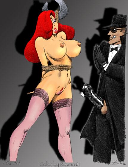 jessica naked roger who framed rabbit Dark souls priscilla