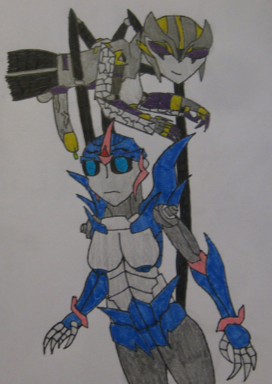 transformers jack prime and fanfiction arcee Trials in tainted space error 1065