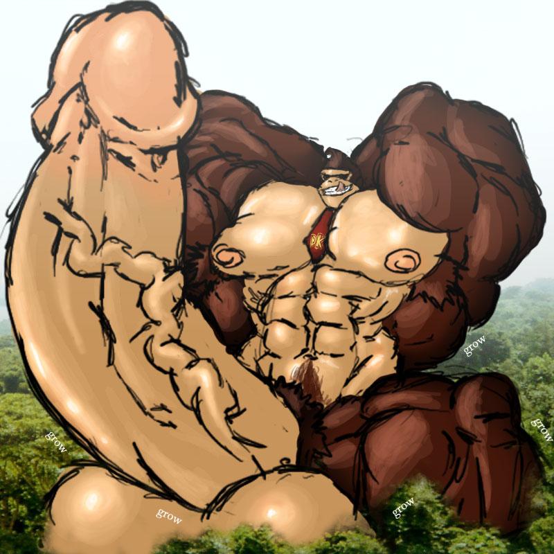 you once donkey kong may spank it Akame_ga_kiru