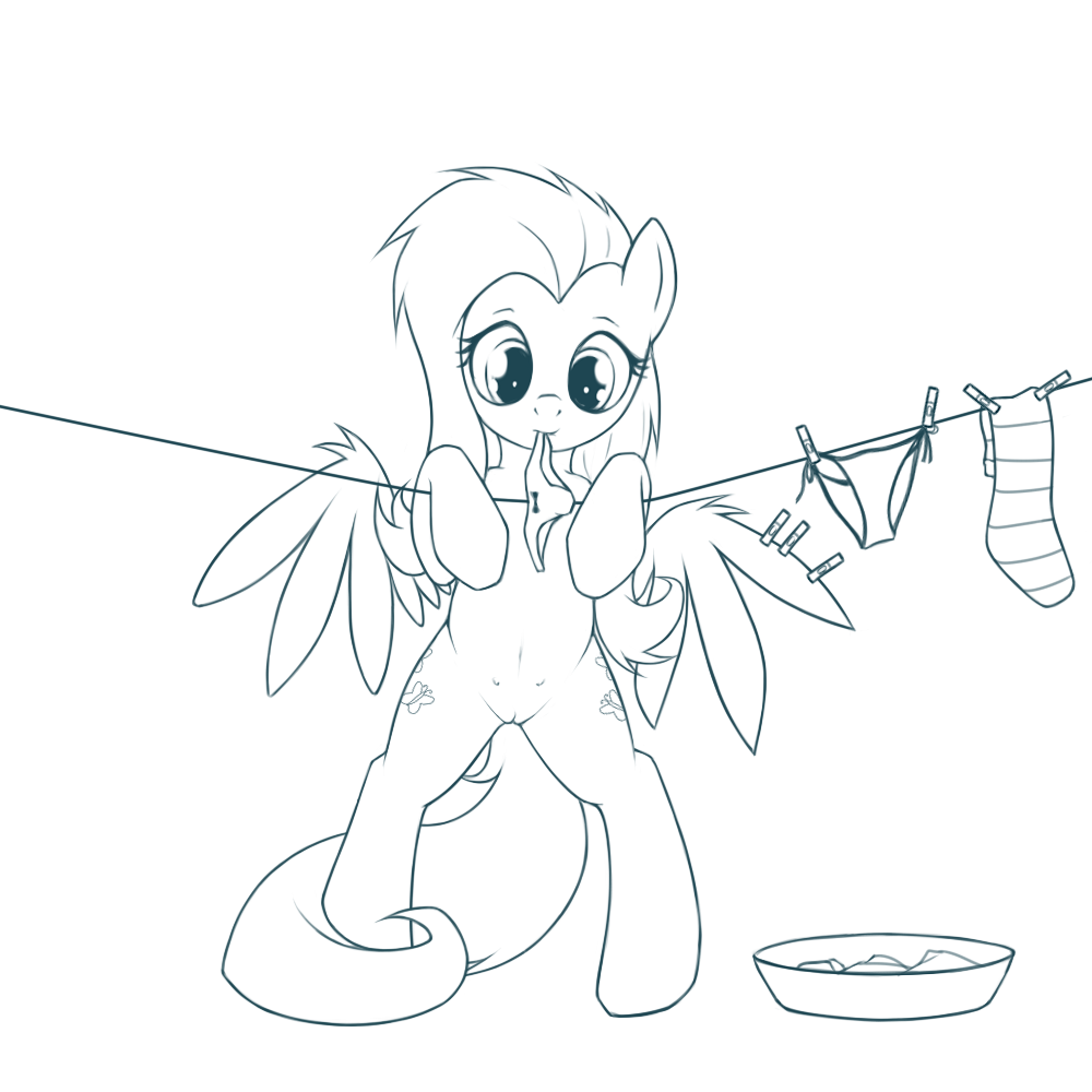 fluttershy discord mlp fanart and Avatar the last airbender nude