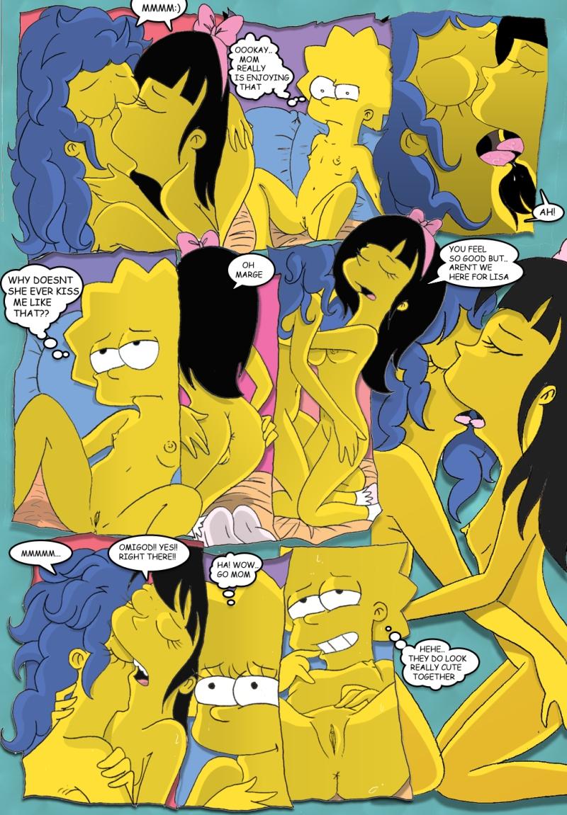 of marge pictures simpson naked Tsunade x sakura lemon fanfic
