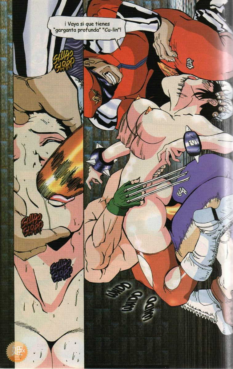 street fighter li-fen Resident evil claire redfield porn