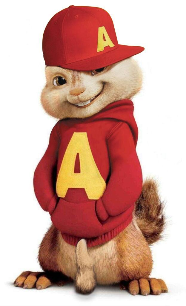 chipmunks alvin and alvin the and The furious little cinnamon bun
