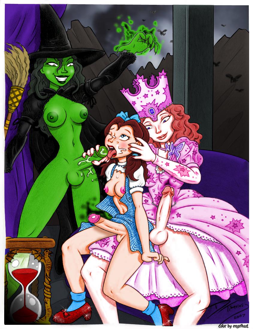 porn wizard oz of cartoon Yu-gi-oh porn pics