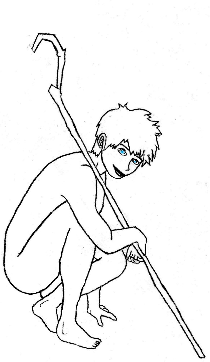 the jack rise thin fanfiction of guardians Joshiochi!: 2-kai kara onnanoko ga... futtekita