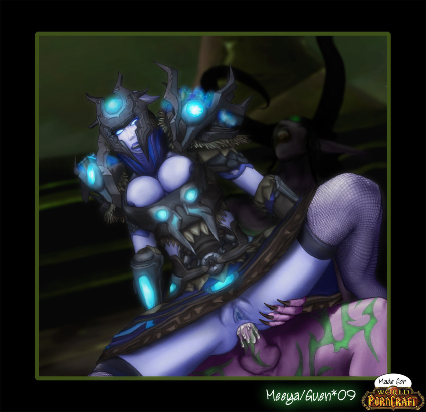 female night elf hunter demon Elite dangerous a lavigny-duval