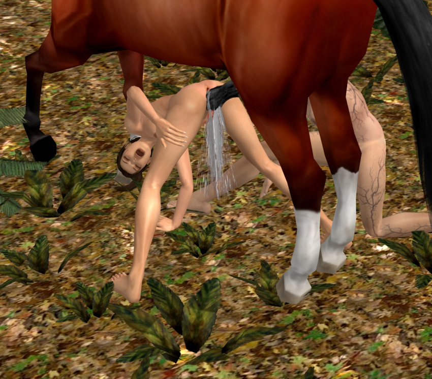 horse and croft 3d lara Harry potter and hermione naked