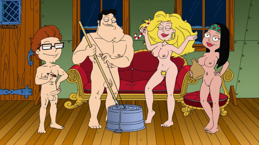 and steve american dad hayley porn Arabatos king of the hill
