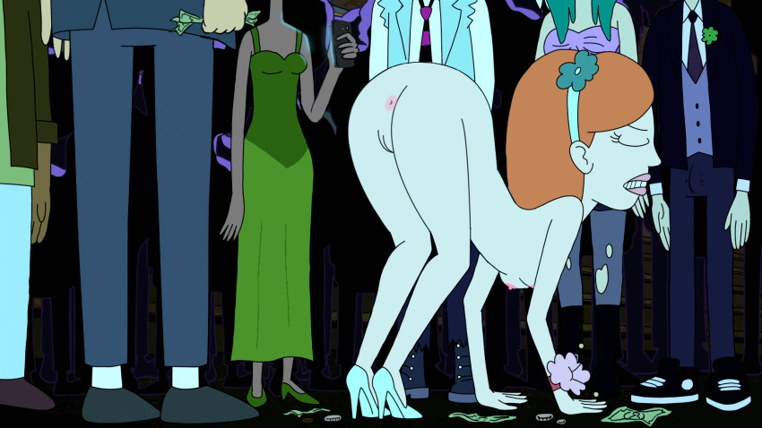 morty and from summer rick naked Hi hi puffy amiyumi
