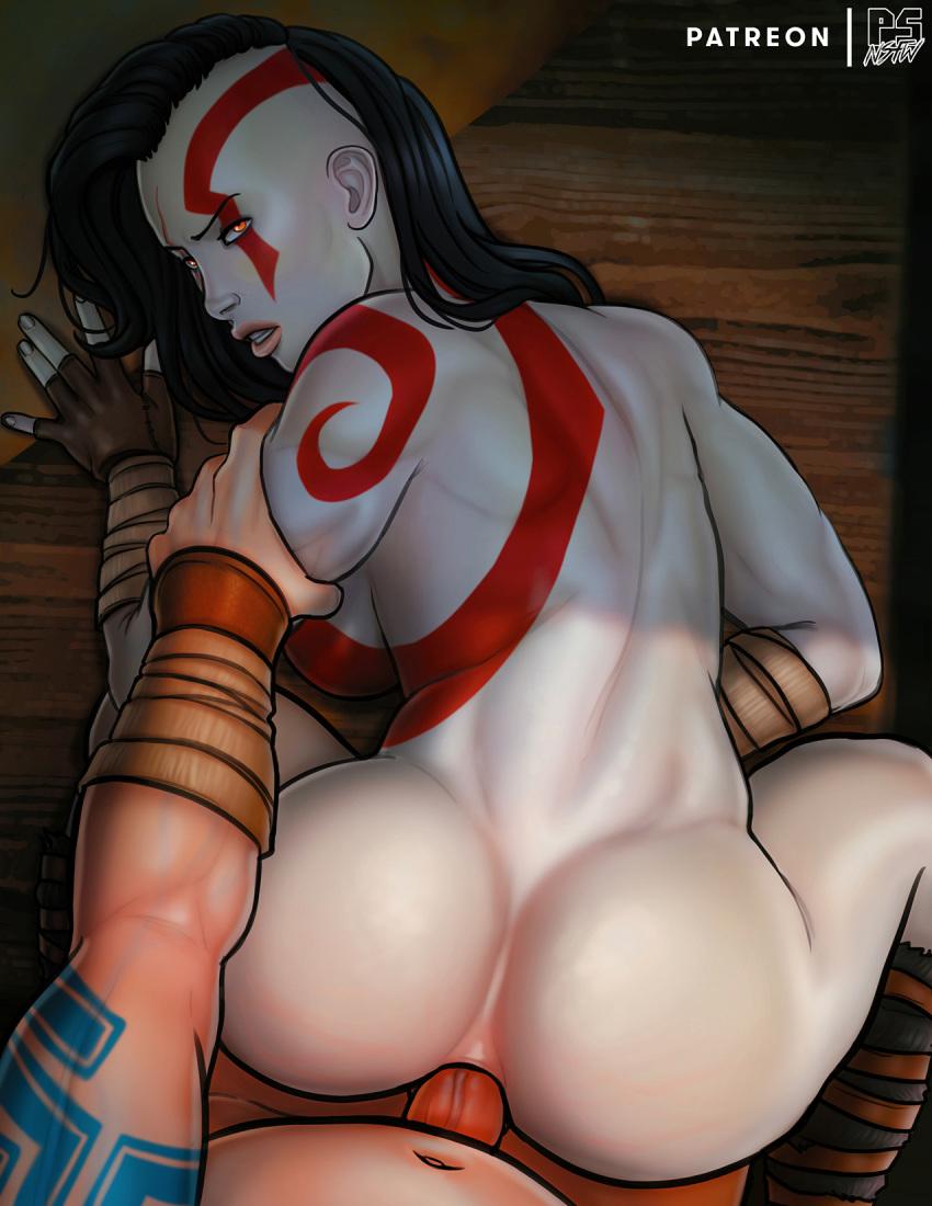 sex of god war 2 Tina foster ai yori aoshi