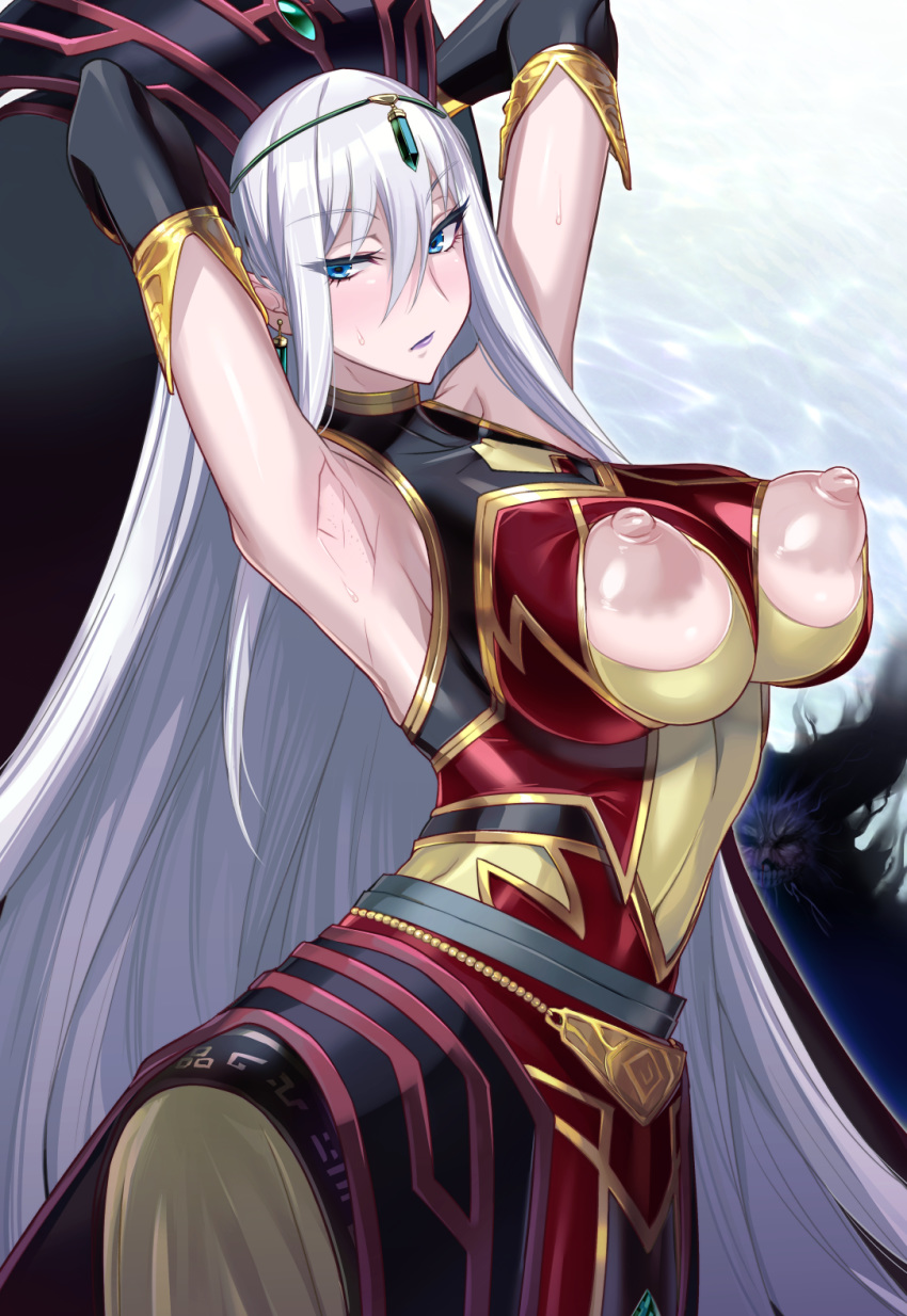 of sheba fate go queen My daily life with a monster girl