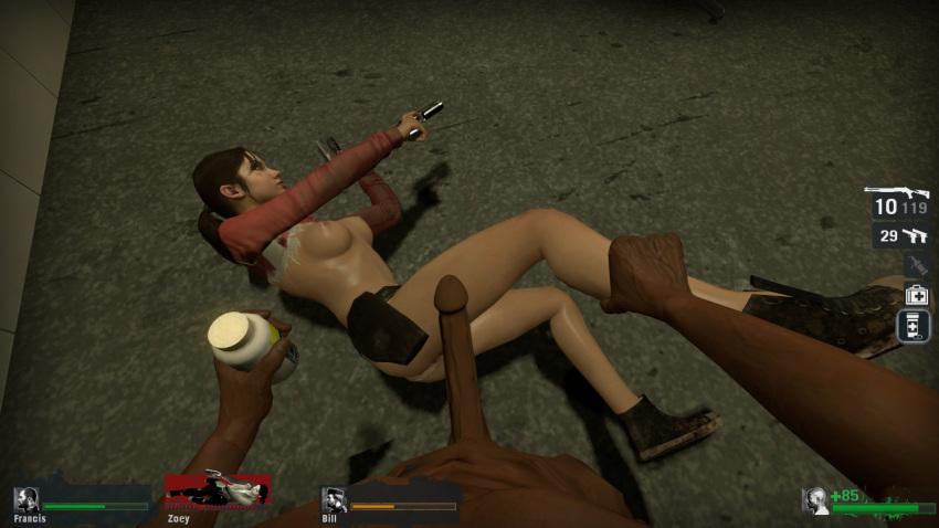 left mods nude 4 dead Breath of the wild princess zelda nude