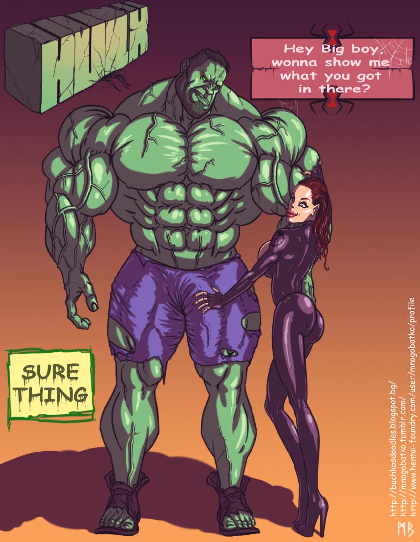 and sex hulk widow black Ok ko captain planet crossover