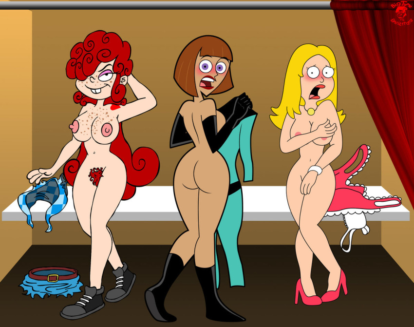 list of characters american dad First class entertainment by redrusker