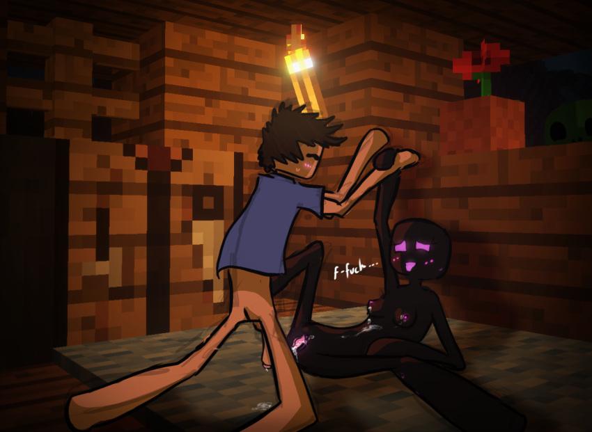 are in minecraft phantoms what Kill la kill and megaman