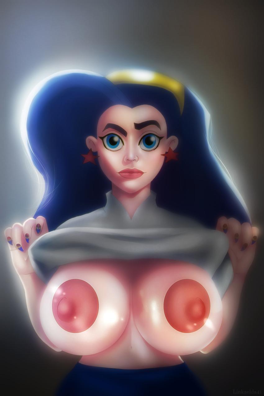 hero girls zatanna dc super Karakai jouzu no takagi-san reddit