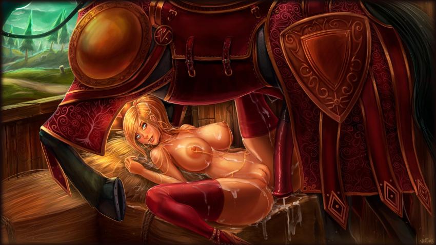 hentai of warcraft tumblr world Breath of the wild fairy porn