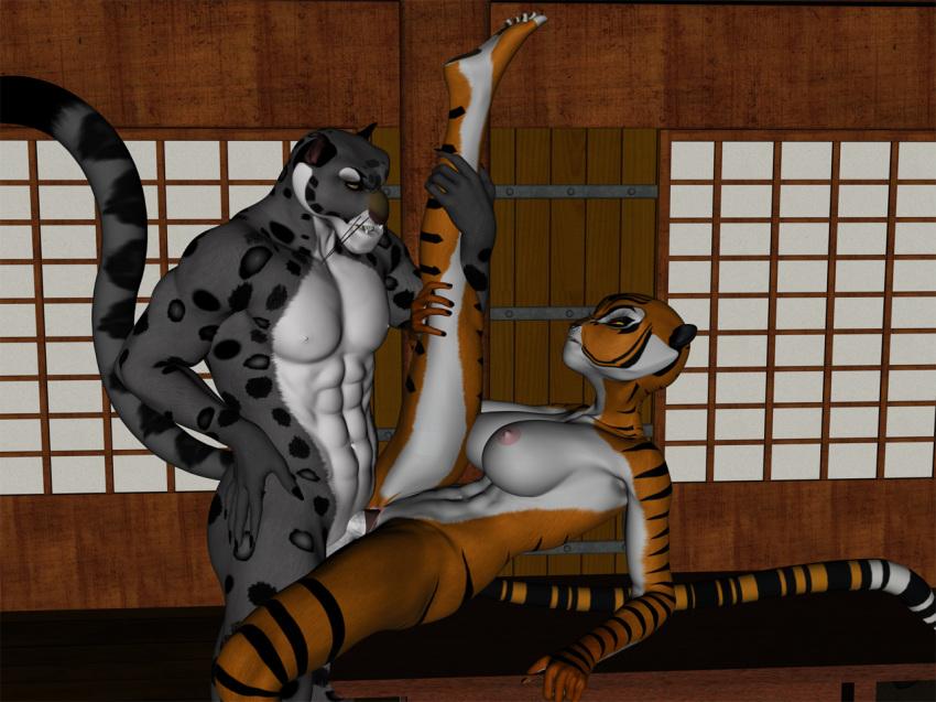kung porn panda fu comic Attack on titan ep 34
