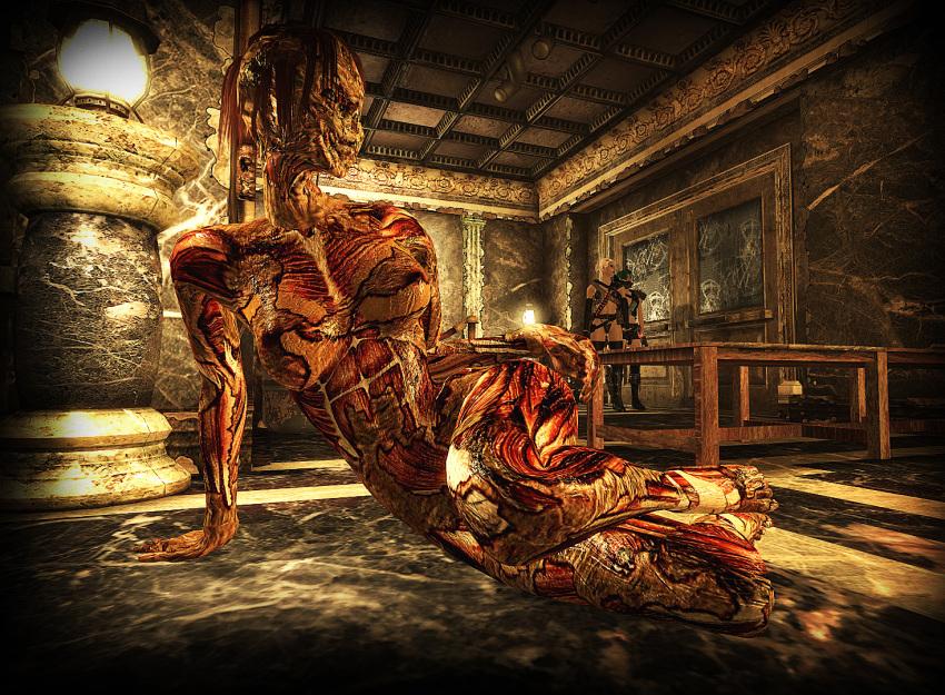 fallout failed 3 fev subject Monster girl encyclopedia demon lord